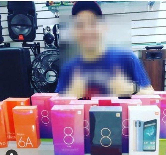 Ostentação Xiaomi