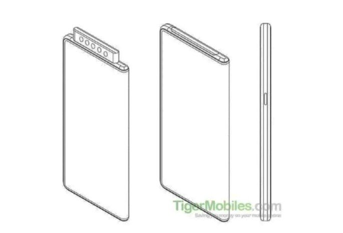 Xiaomi patente smartphone dobrável