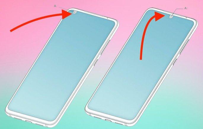 Xiaomi patente smartphone