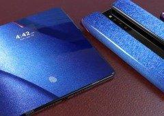 Xiaomi revela patente do seu smartphone dobrável com toque especial
