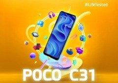 Xiaomi POCO 31: especificações podem desiludir alguns utilizadores