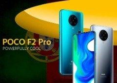 Xiaomi Poco F2 Pro à venda abaixo do preço oficial. Aproveita o desconto