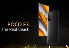 Xiaomi POCO F3 mais barato que no Amazon Prime Day. Aproveita o desconto!
