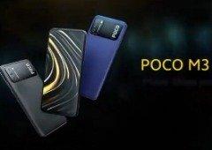 Xiaomi Poco M3 estará disponível na Europa com preço de amigo