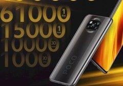 Xiaomi Poco X3 NFC vende mais que nunca e os números surpreendem