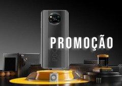 Xiaomi POCO X3 NFC volta a baixar de preço na Amazon