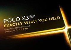 Xiaomi Poco X3: rival do OnePlus Nord já tem data de apresentação
