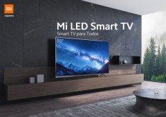 Xiaomi Portugal está a fazer uma excelente promoção nas televisões inteligentes! Aproveita!