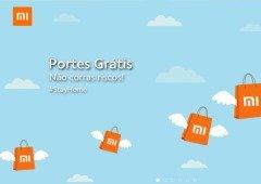 Xiaomi Portugal oferece portes grátis para todas as compras na sua loja online!