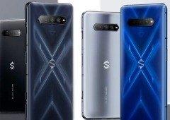 Xiaomi prepara nova versão do smartphone gaming Black Shark 4S e 4S Pro