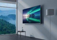Xiaomi. Primeira Smart TV OLED da marca pode chegar em 2020
