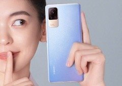 Xiaomi: primeiras imagens do smartphone mistério com ecrã OLED 4K
