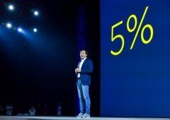Xiaomi: Lei Jun promete manter a margem de lucro abaixo dos 5%