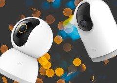 Xiaomi PTZ 2K e PTZ Pro: duas câmaras de segurança que vais querer ter na tua casa!