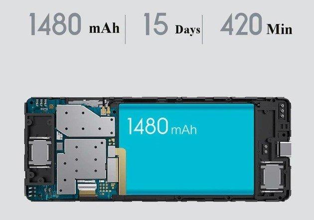 Xiaomi QIN 1S 2