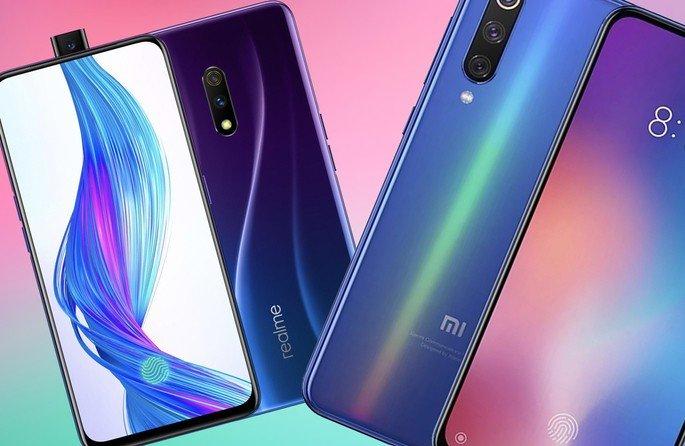 Xiaomi Realme