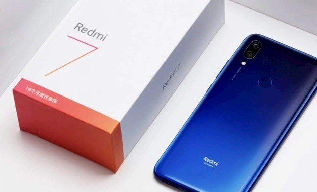 Xiaomi Redmi 7 chega a Portugal