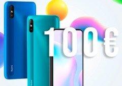 Xiaomi Redmi 9AT: possivelmente o melhor telefone até 100 €