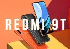 Xiaomi Redmi 9T é oficial! Snapdragon 662 e bateria de 6000 mAh por 159 €
