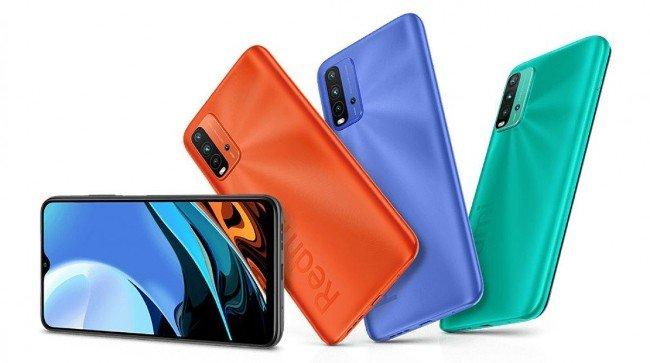 Xiaomi Redmi 9T cores