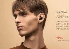 Xiaomi Redmi Airdots são os earphones sem fios por menos de 15€