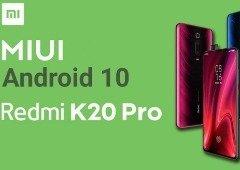 Xiaomi Redmi K20 Pro já está a receber o Android 10, mas não é para todos!