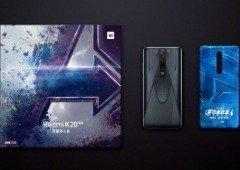 Xiaomi Redmi K20 Pro: leak confirma edição especial dos Marvel Avengers
