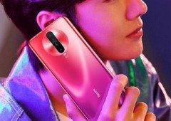 Xiaomi Redmi K30 5G vai ter bateria generosa com carregamento rápido impressionante