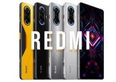 Xiaomi Redmi K40 Gaming Edition é oficial com preço incrível!
