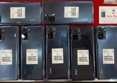 Xiaomi Redmi Note 10 apanhado à venda em loja antes do seu lançamento!