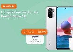 Xiaomi Redmi Note 10 chega a Portugal com ofertas de lançamento na Mi Store