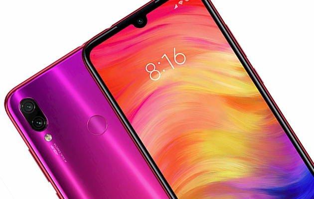 Câmara do Xiaomi Redmi Note 7 Pro