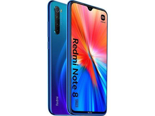 Xiaomi Redmi Note 8 edição 2021
