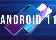 Xiaomi Redmi Note 8 está a receber o Android 11 com a MIUI 12