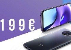 Xiaomi Redmi Note 9T já chegou ao mercado por 199 €