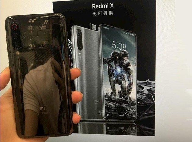 Xiaomi Redmi X topo de gama
