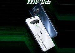 Xiaomi revela acidentalmente o aspeto do smartphone Black Shark 4s