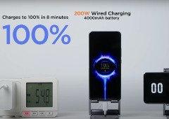 Xiaomi revela toda a verdade sobre o carregamento de 200W