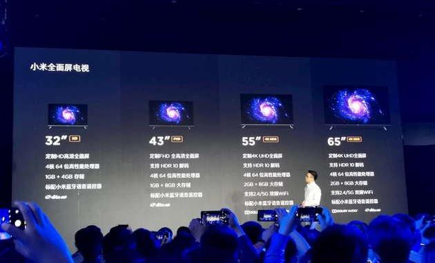 Xiaomi Smart TVs