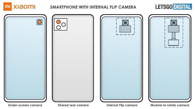 Xiaomi câmara smartphones