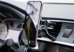 Vais querer este suporte de smartphone para o carro da Xiaomi