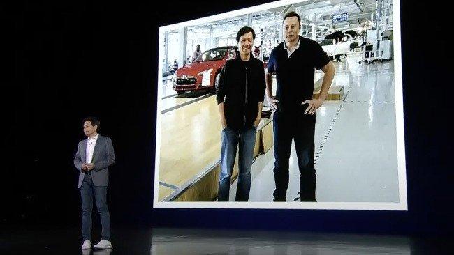 Xiaomi Elon Musk