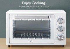 Xiaomi Viomi VO3201: o forno elétrico que precisas custa menos de 100€