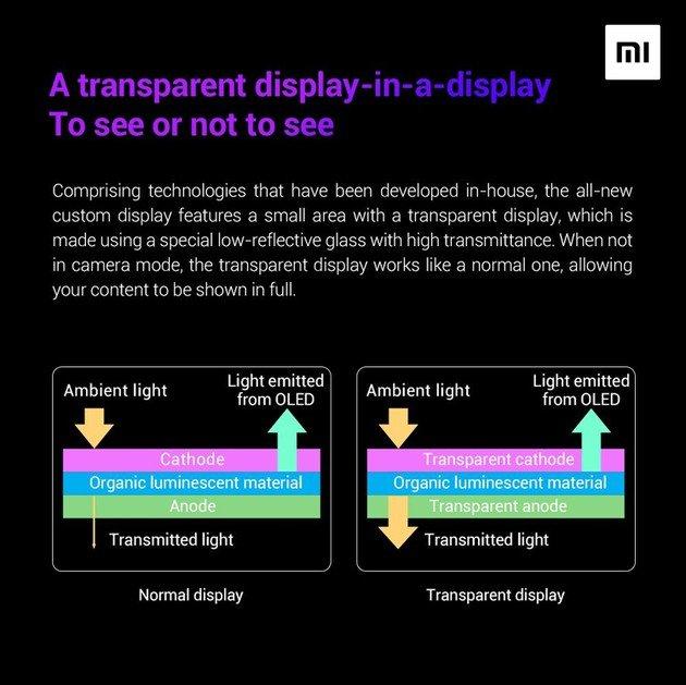Xiaomi nova tecnologia selfie