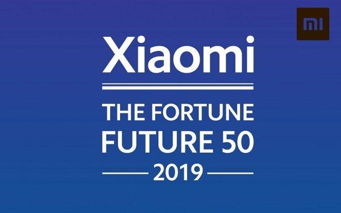 Xiaomi Future 50 Fortune
