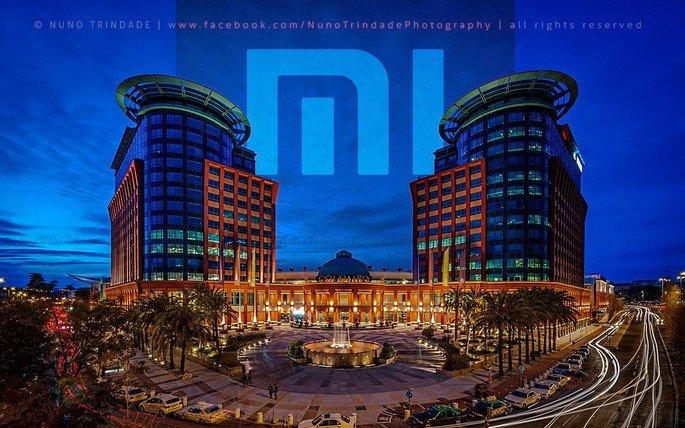 Xiaomi loja Lisboa Colombo