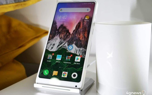 Xiaomi Mi Mix 2 Android Pie