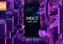 Xiaomi Mi Mix 3: Será que a marca nos tentou enganar?