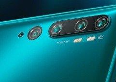 Xioami Mi Note 10 Pro confirmado através de foto tirada com a sua câmara de 108MP