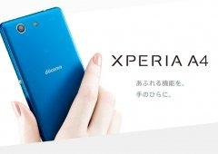 Sony Xperia A4 para o Japão ou Xperia Z3 Compact internacional?